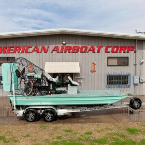 Aerodeslizadores - American Airboats